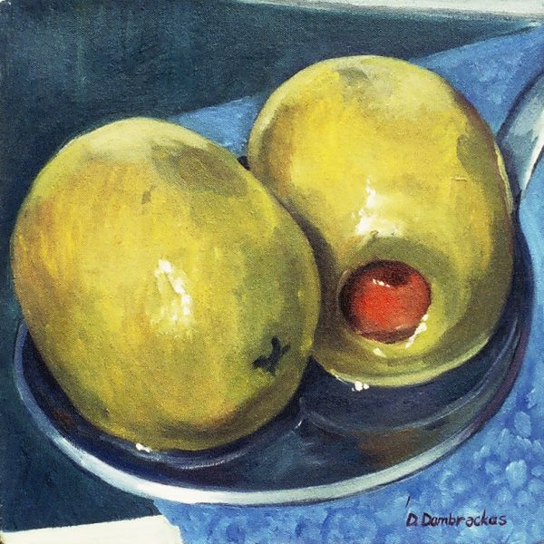 olives spooning